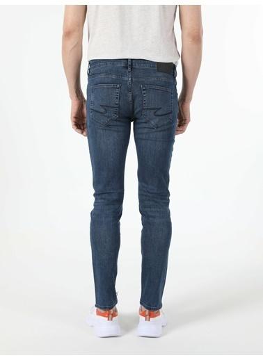 Colin's Denim Slim Fit Düşük Bel 41 Danny Denim Erkek Jean Pantolon Renkli